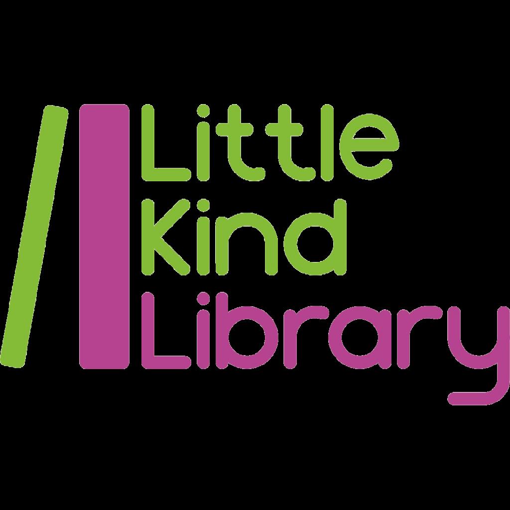 little kind library Little Kind Library logo en 1 1024x1024